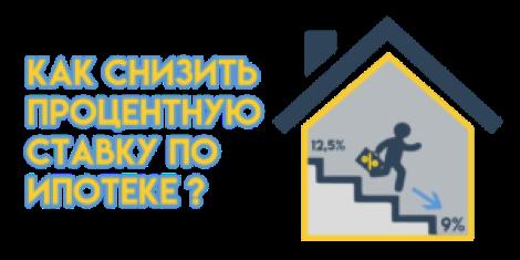 Изменение процентной ставке по ипотеке — Юридические советы