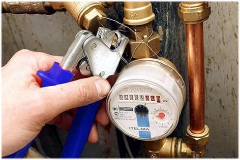 Что делать, если невозможно установить прибор учета воды? — Юридические советы