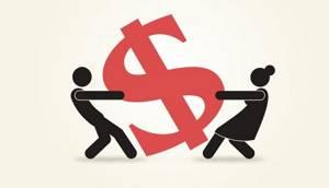 Списание денег с карты мужа по займу жены — Юридические советы