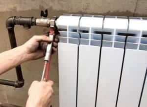 Ремонт замурованной в стену системы отопления в старой пятиэтажке — Юридические советы