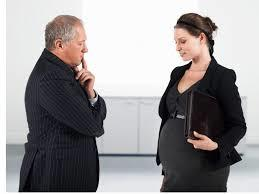 Увольнение беременной женщины — Юридические советы