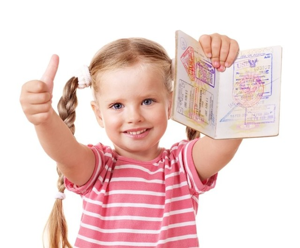 Документы, необходимые для вывоза за границу ребенка — Юридические советы