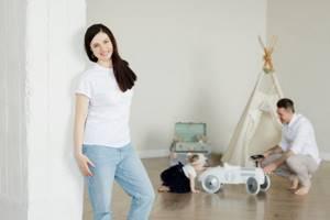 Как оформить долю в квартире сына, купленной по ипотеке — Юридические советы