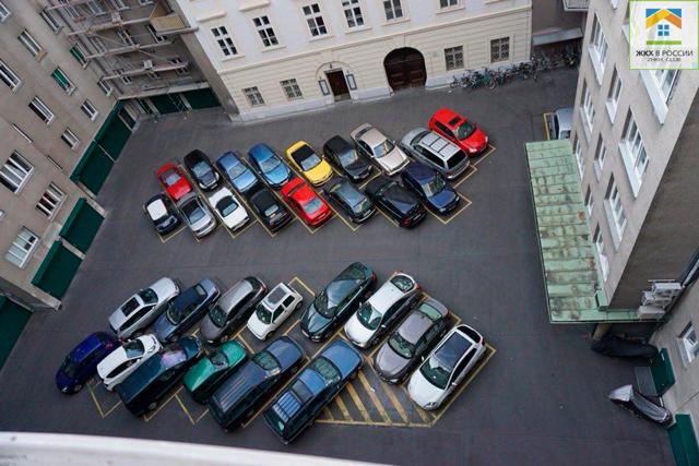 Закрепление парковочных мест за жильцами — Юридические советы