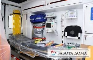 Бесплатная транспортировка больного к месту операции — Юридические советы